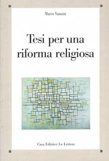 Tesi pèer una riforma religiosa