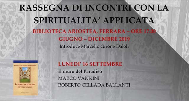 Biblioteca Ariostea Ferrara - Vannini e Celda Ballanti