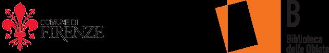 logo biblioteca delle Oblate
