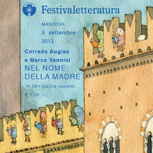 Festivaletteratura 2013 - Mantova