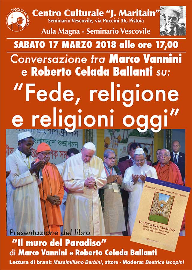 Fede, religione e religioni oggi