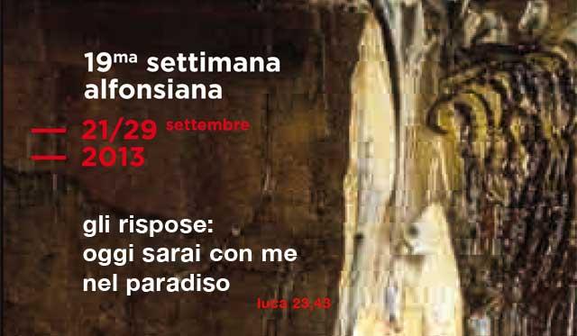 19ma Settimana Alfonsiana