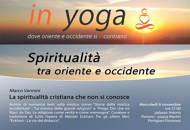 La spiritualità cristiana che non si conosce