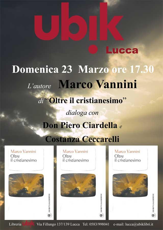 Vannini - Libreria UBIK di Lucca