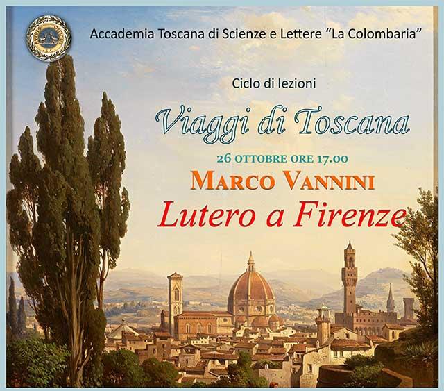Lutero a Firenze