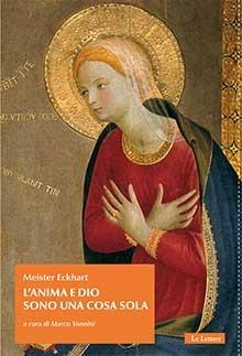 Copertina Meister Eckhart - L'animo e Dio sonouna cosa sola